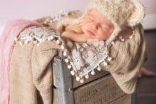newborn portrait photographer las vegas