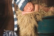 newborn photographer henderson