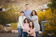 family portraits las vegas