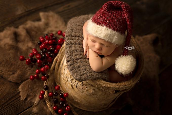 las vegas fine art newborn photographer