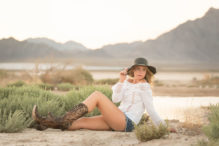 marie grantham photography senior photographer las vegas dry lake bed photos