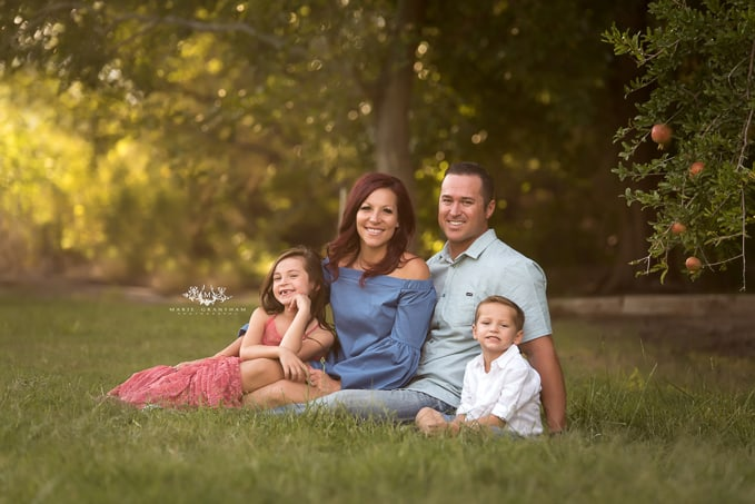 marie grantham Photography family photographer Las Vegas casey clarkson